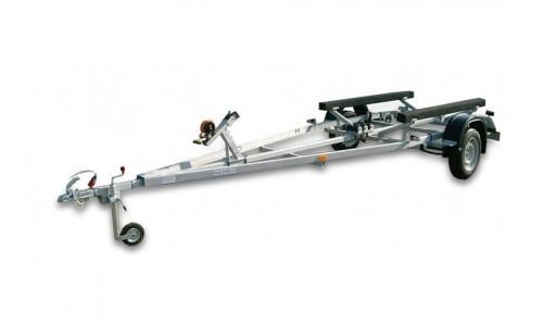 Легковой прицеп «Трейлер» 82944C Дельфин 6,0 рес.